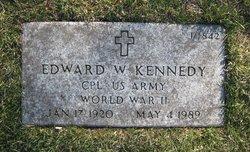 Edward W Kennedy