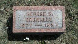 George B. Brownlee