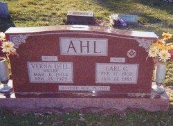 Verna Dell <i>Miller</i> Ahl