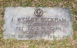 John Wesley Beckham