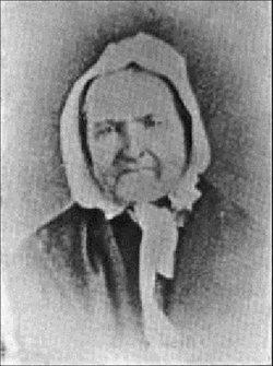 Susannah <i>Huckleberry</i> Hester