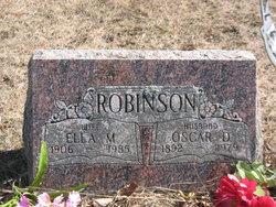 Oscar D Robinson