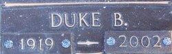 Duke Blackshear Beacham