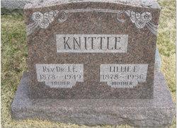 Rev John Freeze Knittle
