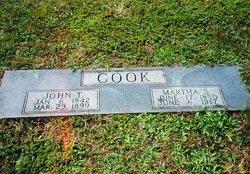 Martha Cornelia <i>Simmons</i> Cook