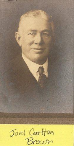 Dr Joel Carlton Brown
