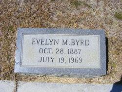Evelyn <i>Massey</i> Byrd