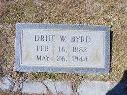 Drue W. Byrd