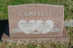 Bernadine D. Campbell