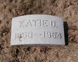 Catherine Church Aunt Katie <i>Dobbin</i> Lamson