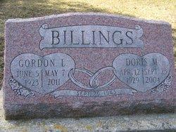 Doris Marie <i>Case</i> Billings