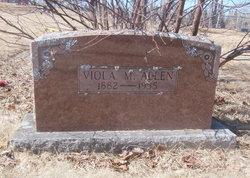 Viola May <i>Norton</i> Tabbutt Allen