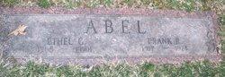 Frank R Abel
