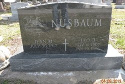 Jean Marie <i>Canterbury</i> Nusbaum