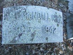 Emma Frances <i>Randall</i> Cheek