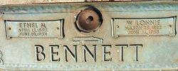 William Lonnie Bennett