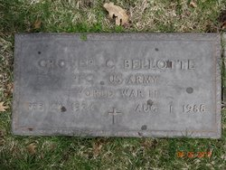 Grover Cleveland Bellotte