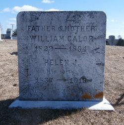 Eleanor J Helen <i>Farnsworth</i> Calor Foss