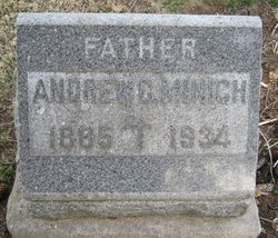 Andrew Charles Minich
