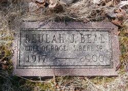 Beulah Jane <i>Beal</i> Beal