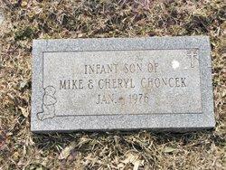 Infant Son Choncek