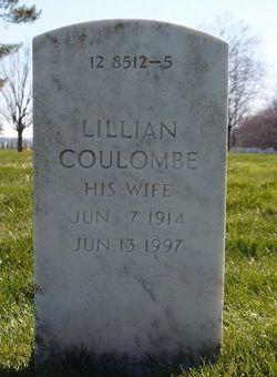 Lillian <i>Coulombe</i> Aaron