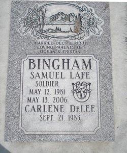 Samuel Lafeyette Bingham
