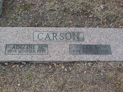 Adeline H <i>Beilfuss</i> Carson