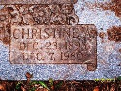 Christine Buddensick