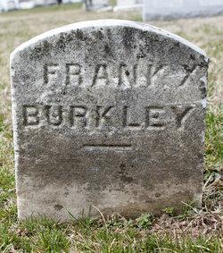 Frank Burkley