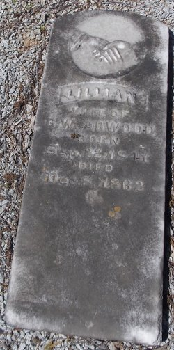 Frances Lillian <i>Hundley</i> Arwood