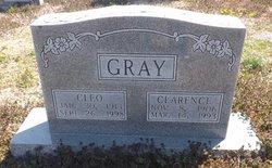 Cleo <i>Hopkins</i> Gray