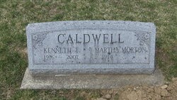 Martha <i>Morton</i> Caldwell