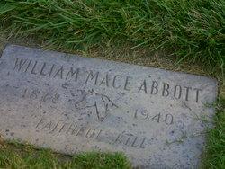 William Mace Abbott
