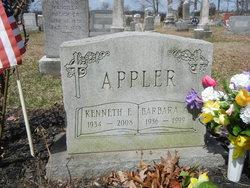 Barbara A. <i>Kerrigan</i> Appler