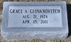 Grace A. <i>Glova</i> Novitch