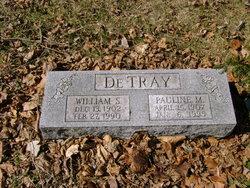 William Shuey DeTray
