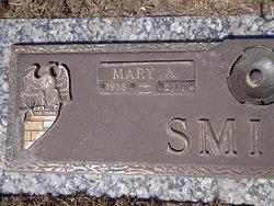 Mary Ann <i>Dines</i> Smith