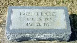 Hazel <i>Harvey</i> Brooks