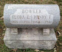 Flora Emma <i>Hardie</i> Bowker