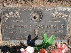 Bernard F. Zamenski, Sr