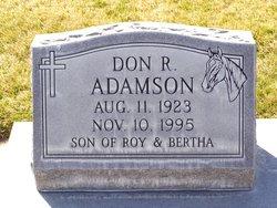 Don R Adamson