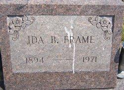 Ida Belle <i>Kincaid</i> Frame