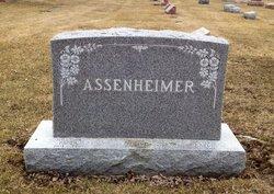 Pauline Rosine <i>Spahr</i> Assenheimer