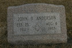 John H Anderson