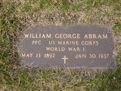 William George Abram