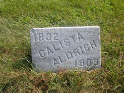 Calista Aldrich