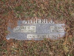 Ruby F. Atherholt