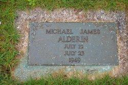 Michael James Alderin