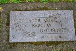 Jacob Keone Barclay